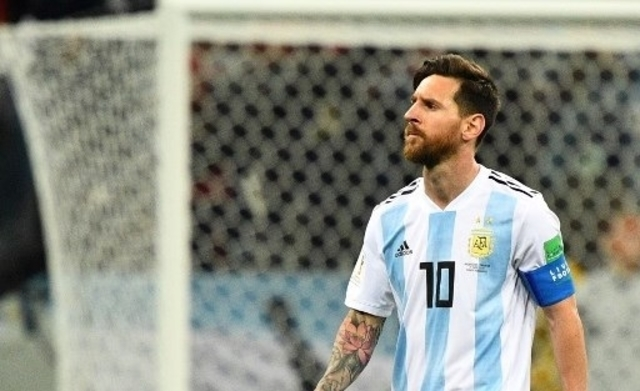 Messi decries corruption at Copa America