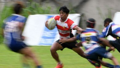 Photo of Lito Ramirez: From sniffing Rugby to playing rugby