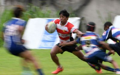 Lito Ramirez: From sniffing Rugby to playing rugby