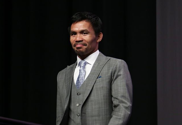 Manny Pacquiao to rest for 2019 but not retiring