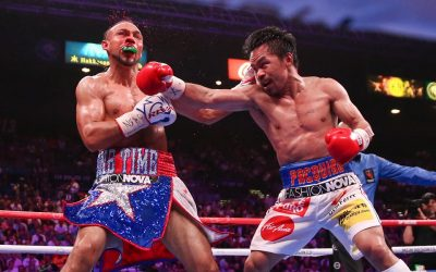 Pacquiao's purse, prize money in Thurman's fight revealed