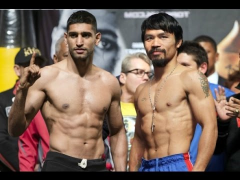 Amir Khan in line for next bout with Pacquiao