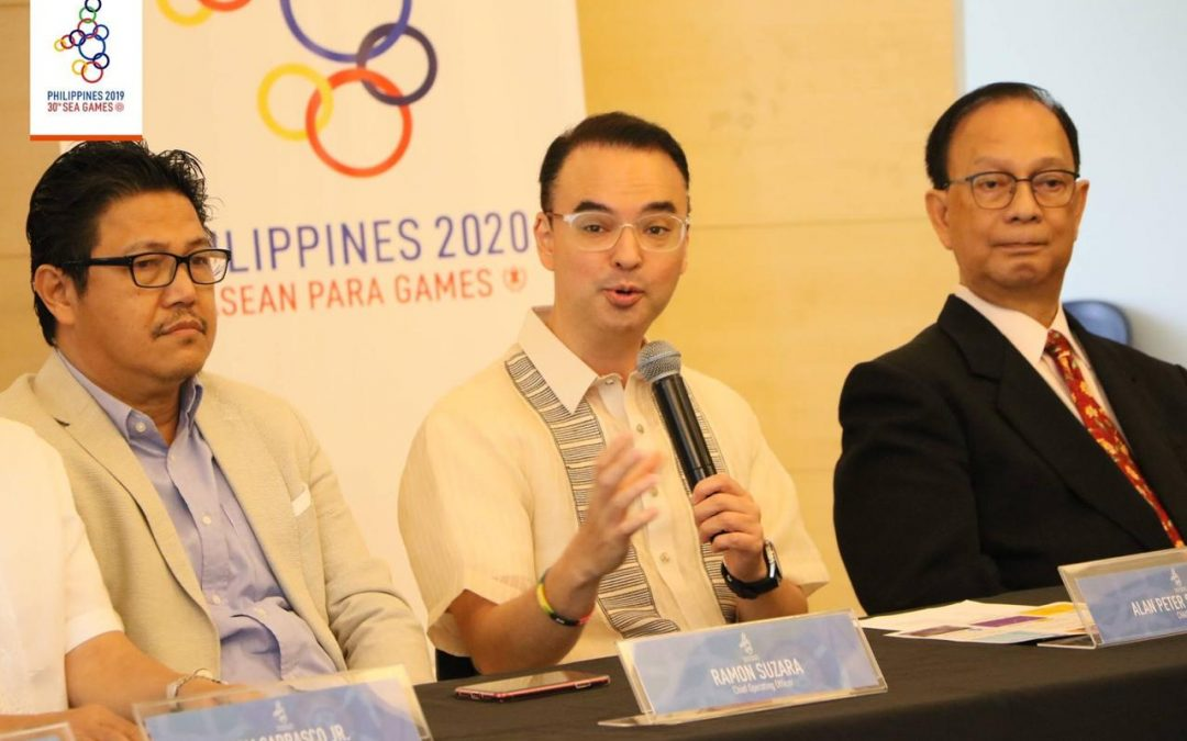 Phisgoc, PSC to meet in Malacanang over change in leadership on SEA Games hosting