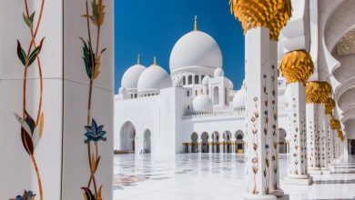 Photo of Sheikh Zayed Grand Mosque makes top 5 global landmarks