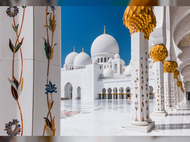 Sheikh Zayed Grand Mosque makes top 5 global landmarks