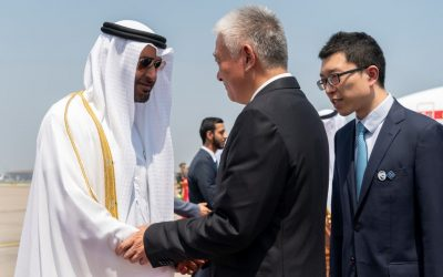 'UAE to become a shining pearl along Belt and Road,' says Chinese Foreign Minister