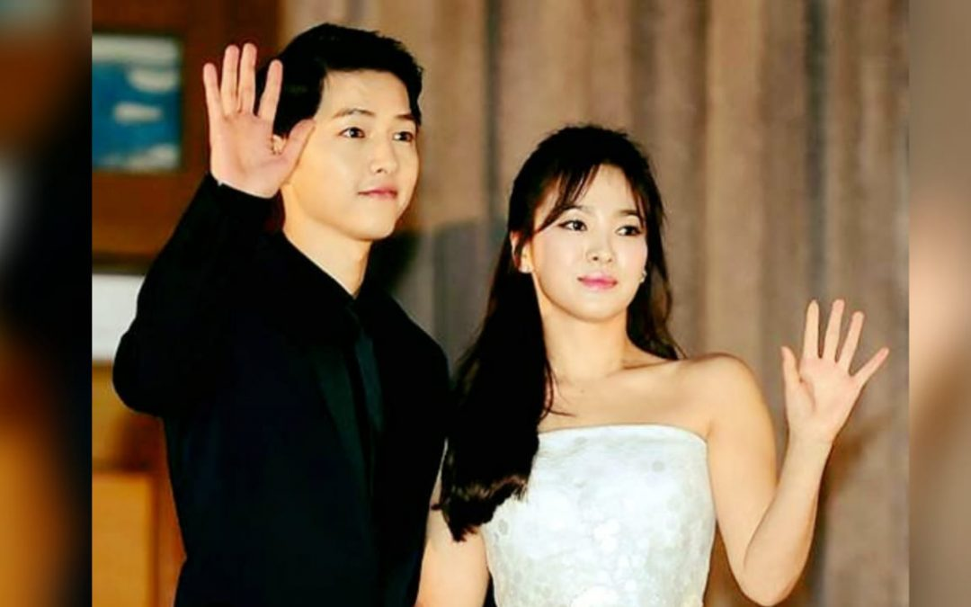 Song Joong Ki did not disclose divorce plans to Song Hye Kyo