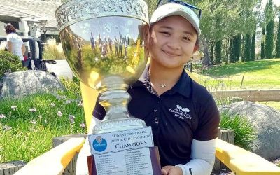 Superal, Malixi lift trophies in FCG event