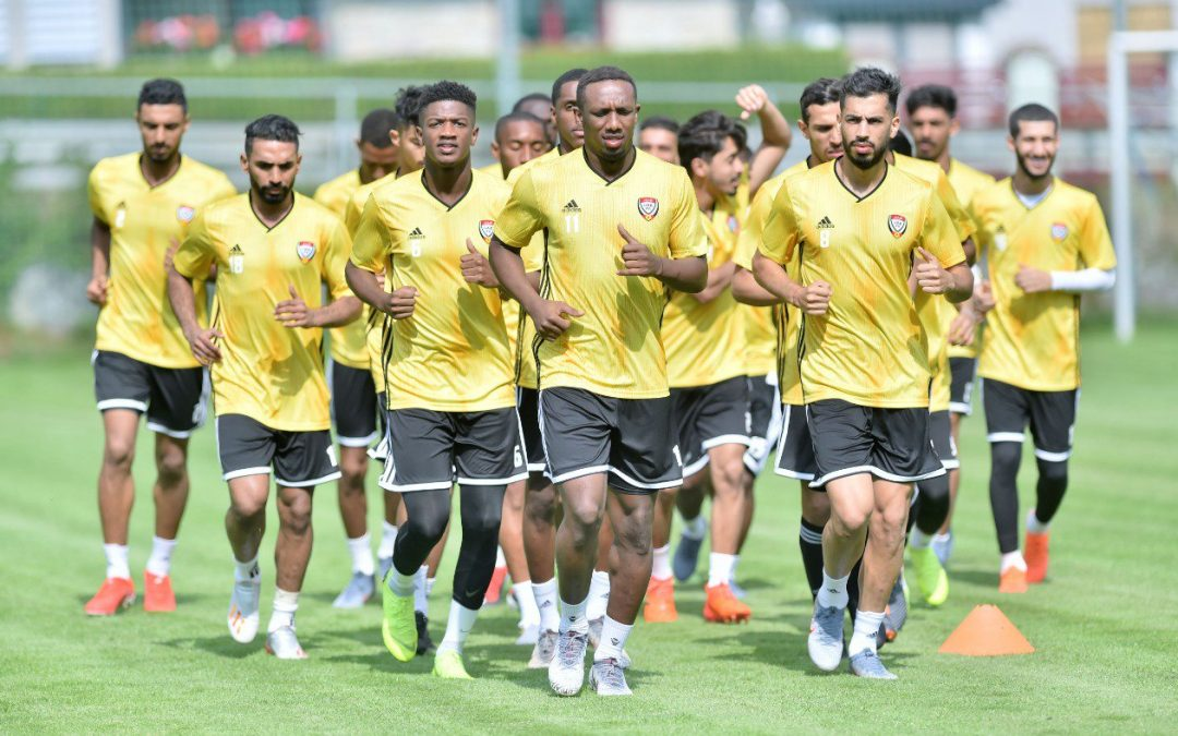 UAE set to face Thailand and Vietnam for 2022 World Cup qualifying