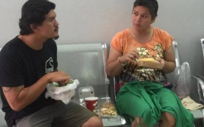 Sara, Baste Duterte to watch father's SONA from home