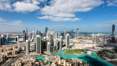Photo of UAE to experience partly cloudy, cooler temperatures this weekend