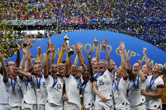 USA retains World Cup title