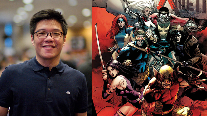 Filipino comic book artist to draw X-Men