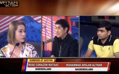 Face off: OFW faces Pakistani ex-boyfriend accusing her of extorting Php3.5M