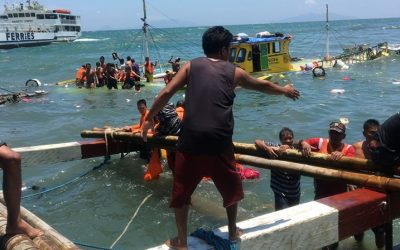 59 rescued in another sea accident in Samar