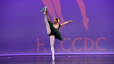 Photo of 16 year-old Pinay ballerina wins gold at HK competition