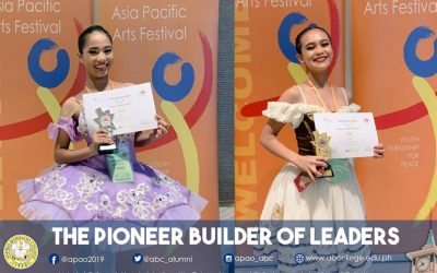 Three Zamboangeñas win ballet competition in Singapore