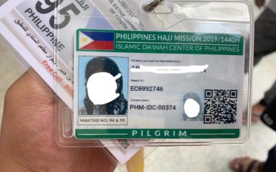 NCMF investigates the issuance of fake Hajj IDs