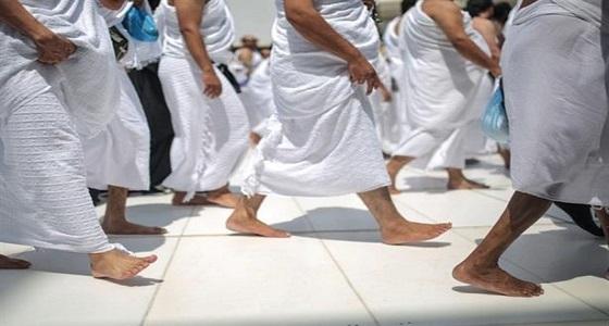 Makkah Mosque's floor, a relief for Hajj pilgrims in scorching heat