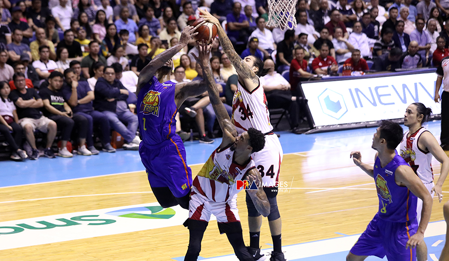San Miguel rallies to beat TNT in Game 5, nears PBA crown