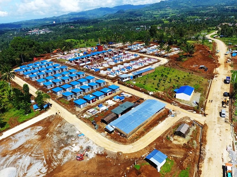 UAE provides rehab projects for Marawi City