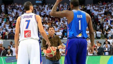 Photo of Duterte to cheer for Gilas against Italy in FIBA World Cup