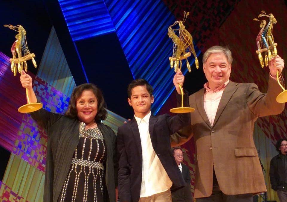 'John Denver Trending' wins big at 15th Cinemalaya Awards