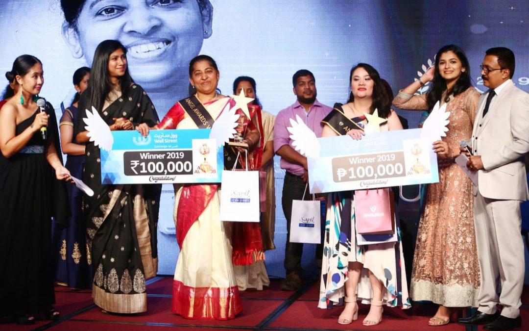 Caviteña nurse hailed among winners of first-ever Joyalukkas Angel Awards