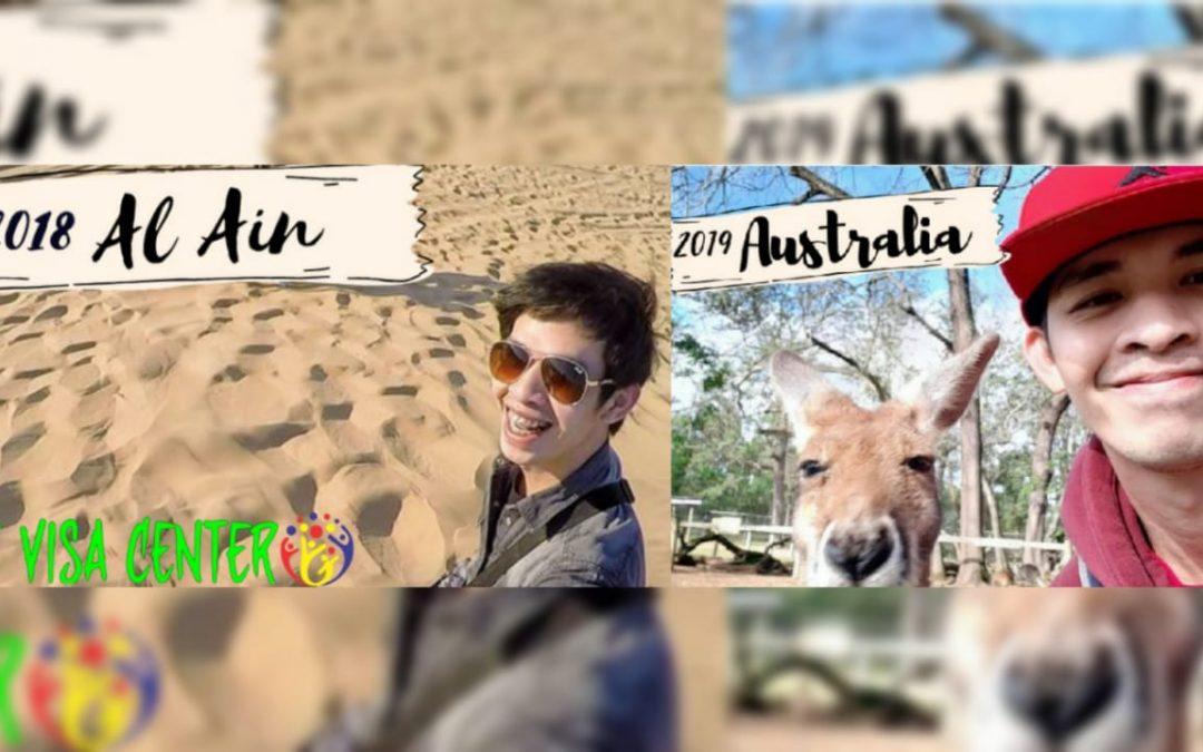 Kapampangan OFW from UAE begins life anew in Brisbane, Australia
