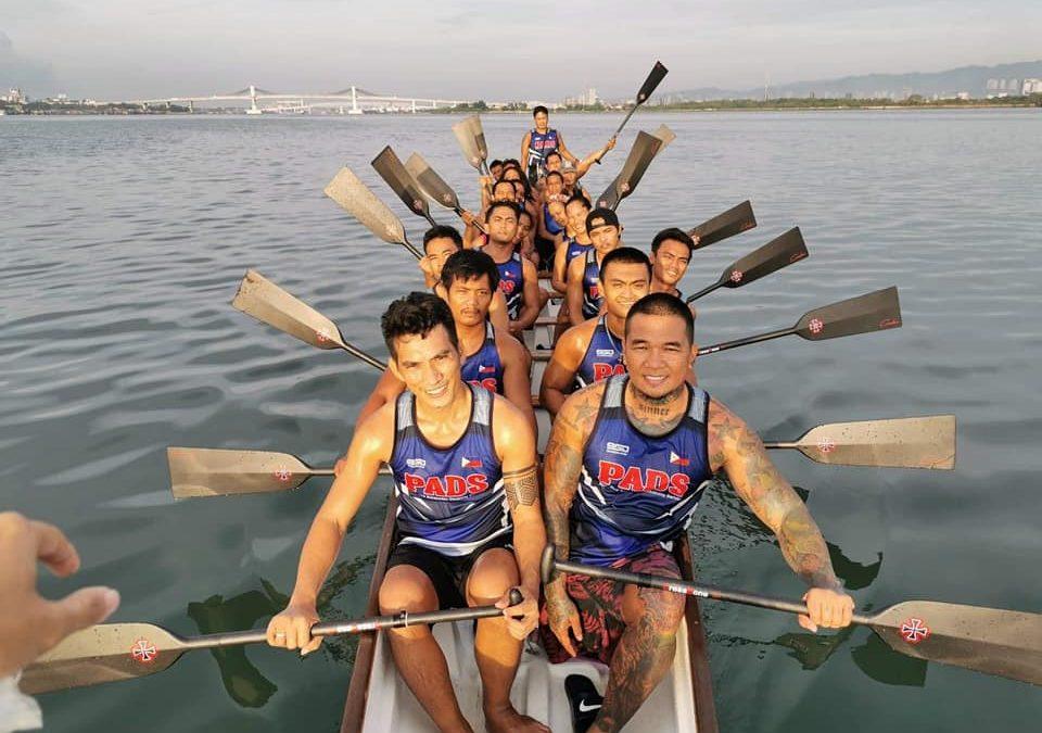 Cebu's para-athletes deliver 4 golds in Thailand dragonboat tilt