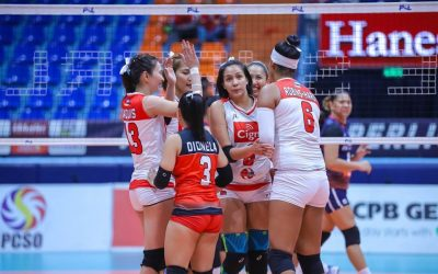 Cignal unseats Petron to force gold medal match with F2 Logistics