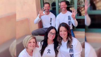 Photo of Dayanara Torres shares her battle with cancer