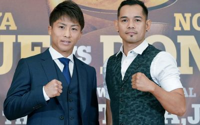 Donaire says perfect game plan needed vs. Japanese foe