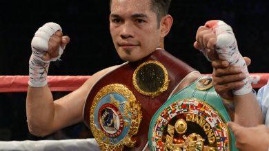 Photo of Donaire battles Japanese KO artist Inoue on Nov. 7