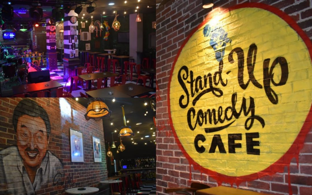 Stand Up Comedy Café to hold grand opening in Abu Dhabi