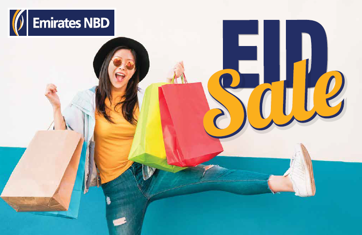 Emirates NBD, LIZ Exhibitors team up for 5-day Eid sale with up to 75% discounts