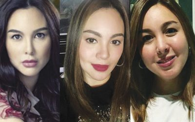 'Barretto wars': Claudine fights with Marjorie anew, gets hospitalized