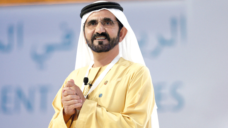 Sheikh Mohammed bin Rashid: I don't listen to destructive people