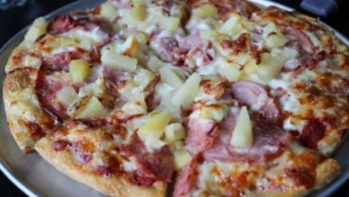 Photo of Where did the Hawaiian Pizza come from?