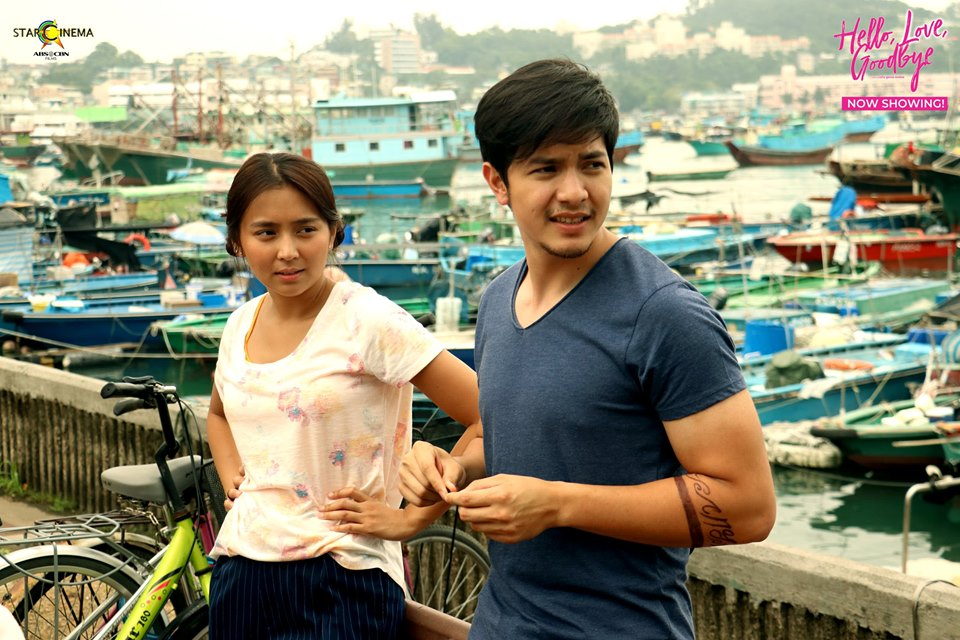 """""""Hello, Love, Goodbye"""" first Filipino film to be shown in Jeddah"""