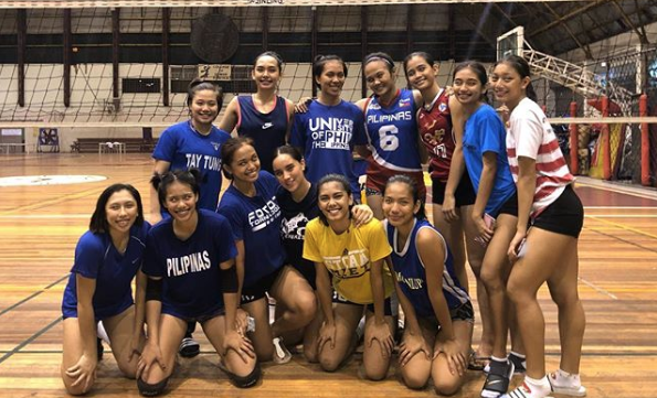 Juliana Gomez now part of UP volleyball team