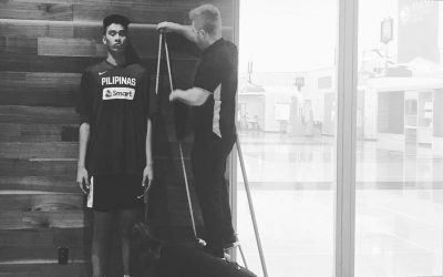Filipino basketball player Kai Sotto now taller than NBA Legend Shaquille O' Neal at 7-foot-2