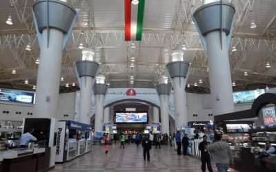 Kuwait airport's new terminal to launch first direct flight to New York