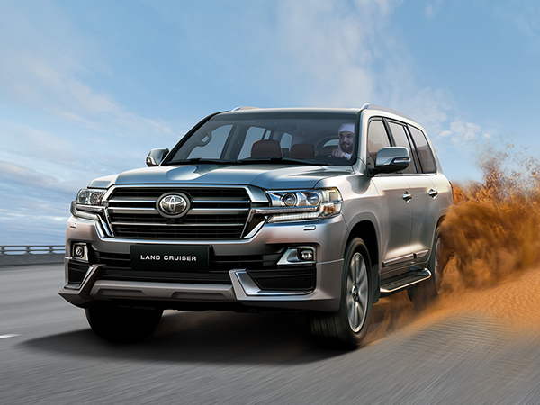 Land Cruiser boost Al-Futtaim Toyota's sales