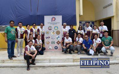 1126 global Filipino aspirants take licensure exams in Abu Dhabi