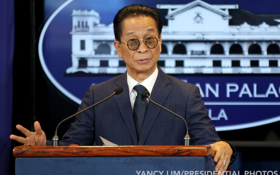 Malacañang says Aquino admin neglected drug problem