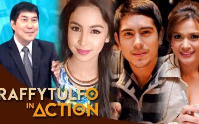 Raffy Tulfo to Bea, Julia: Ang gaganda nyo, bakit pinag-aawayan nyo ang isang lakaki?
