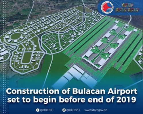 New Manila Airport in Bulacan to accommodate up to 200M passengers