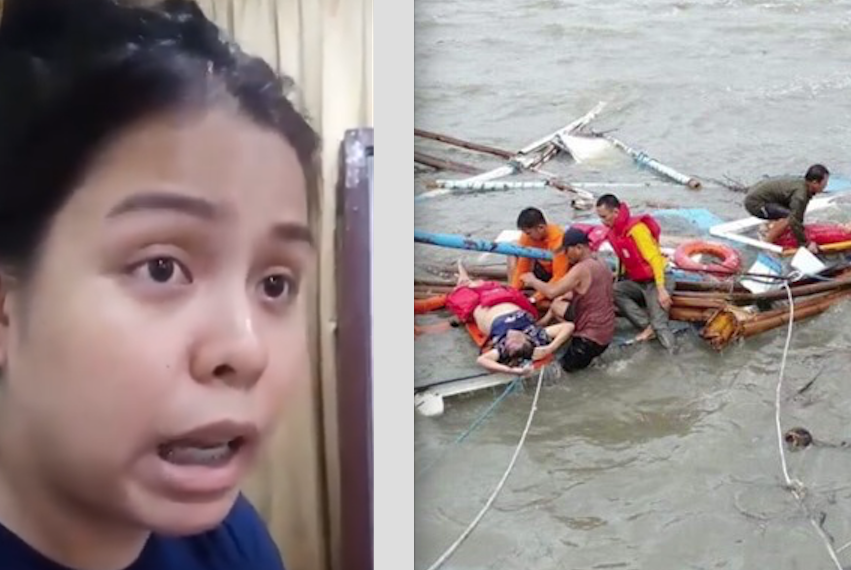 UAE-based Filipina survivor of Iloilo-Guimaras Strait tragedy recalls ordeal