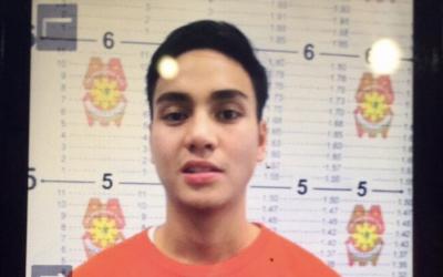 Julia Barretto's ex-boyfriend arrested in Makati
